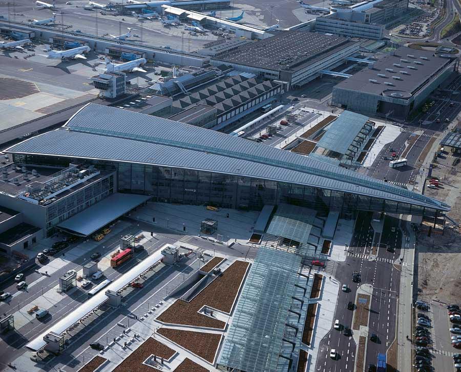 Kopenhagos Kastrup oro uostas - ramybės oazė keliaujantiems